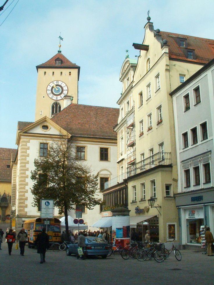 Enkelt Regensburg