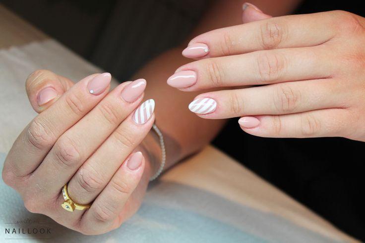 Nude nails Szkolenia i stylizacja paznokci www.naillook.pl