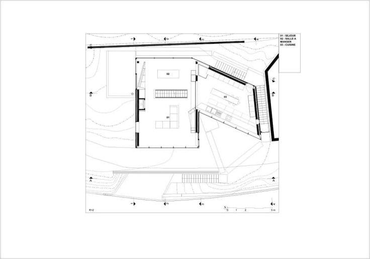 Atelier d'Architecture Pierre Hebbelinck - Pierre de Wit, François Brix · Maison Stine-Gybels