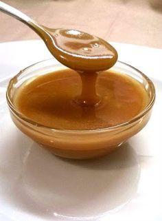 Gluténmentes élet: Gluténmentes, tejmentes karamellszósz