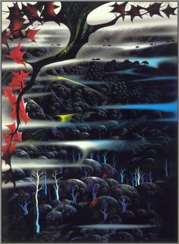 Into the Forest - Eyvind Earle