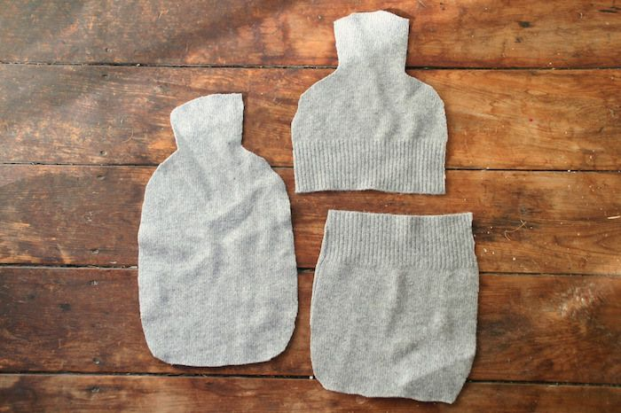 Hot Water Bottle Cover by Melissa Wastney   HOMEGROWN KITCHEN