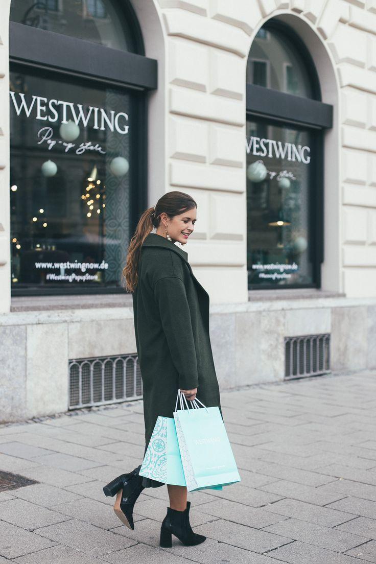 Weihnachtsgeschenke mit 20% Rabatt im Westwing Pop-up Store in München shoppen