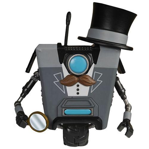 Figurine Claptrap gentleman (Borderlands) - Funko Pop http://figurinepop.com/claptrap-gentleman-borderlands-funko