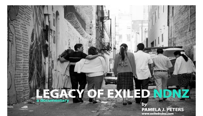 "My 1st Documentary film ""EXILED NDNZ"""