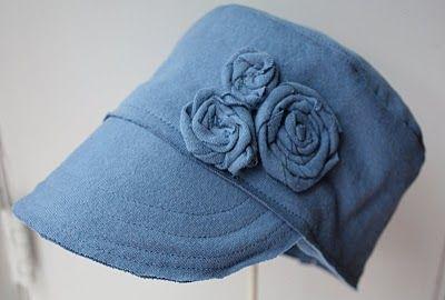 T-shirt HatSummer Hats, Tees Shirts, Sewing Projects, Hats Tutorials, Tshirt Hats, Old Shirts, T Shirts Hats, Hats Pattern, Old T Shirts