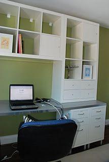 25 Best Ideas about Ikea Office Hack on Pinterest  Ikea desk top