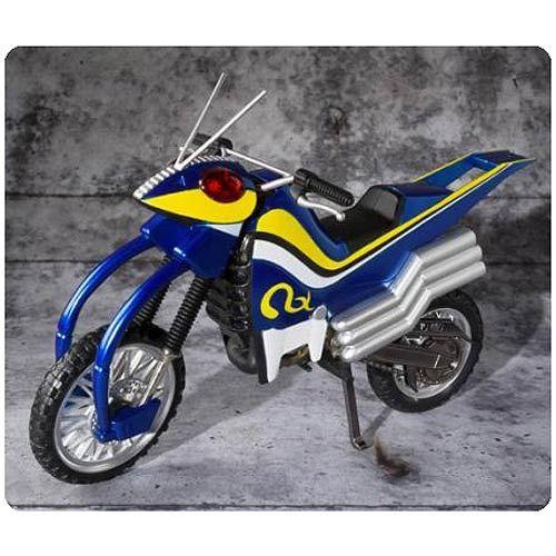 Kamen Rider Black RX Acrobatter Bike SH Figuarts Motorcycle - Bandai Tamashii Nations - Kamen Rider - Vehicles: Die-Cast at Entertainment Earth
