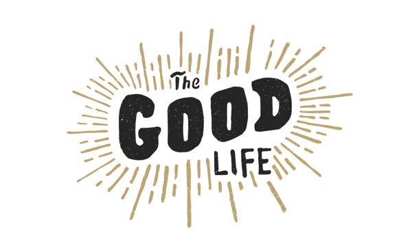 The Good Life by Marcus Williamson, via Behance