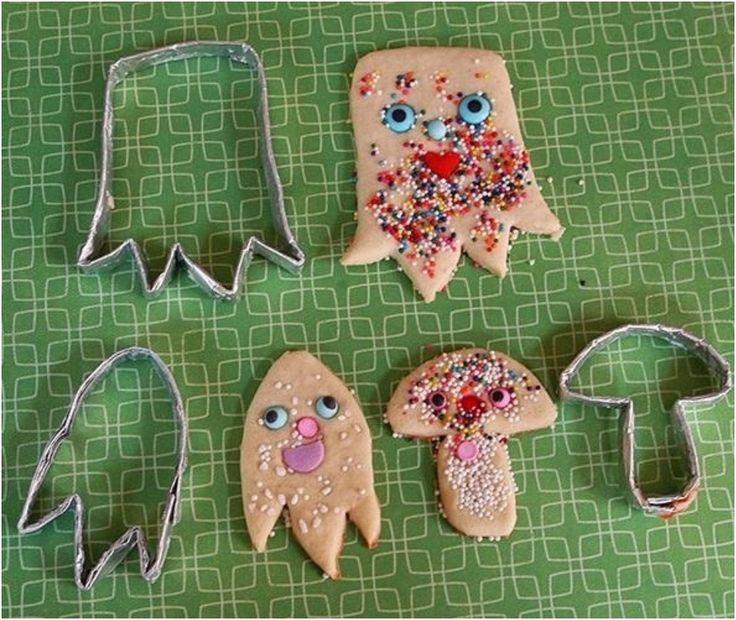 f710ee334d9b252b95f8129d3baf54fe diy cookie cutter aluminium foil