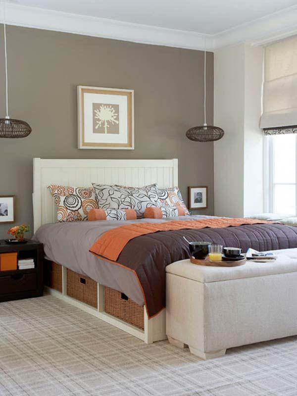 45 Beautiful and Elegant Bedroom Decorating Ideas   WooHome
