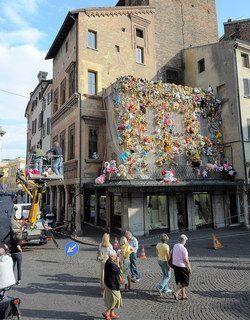 Mantova Creativa: arte e architettura  cambiano il volto della città