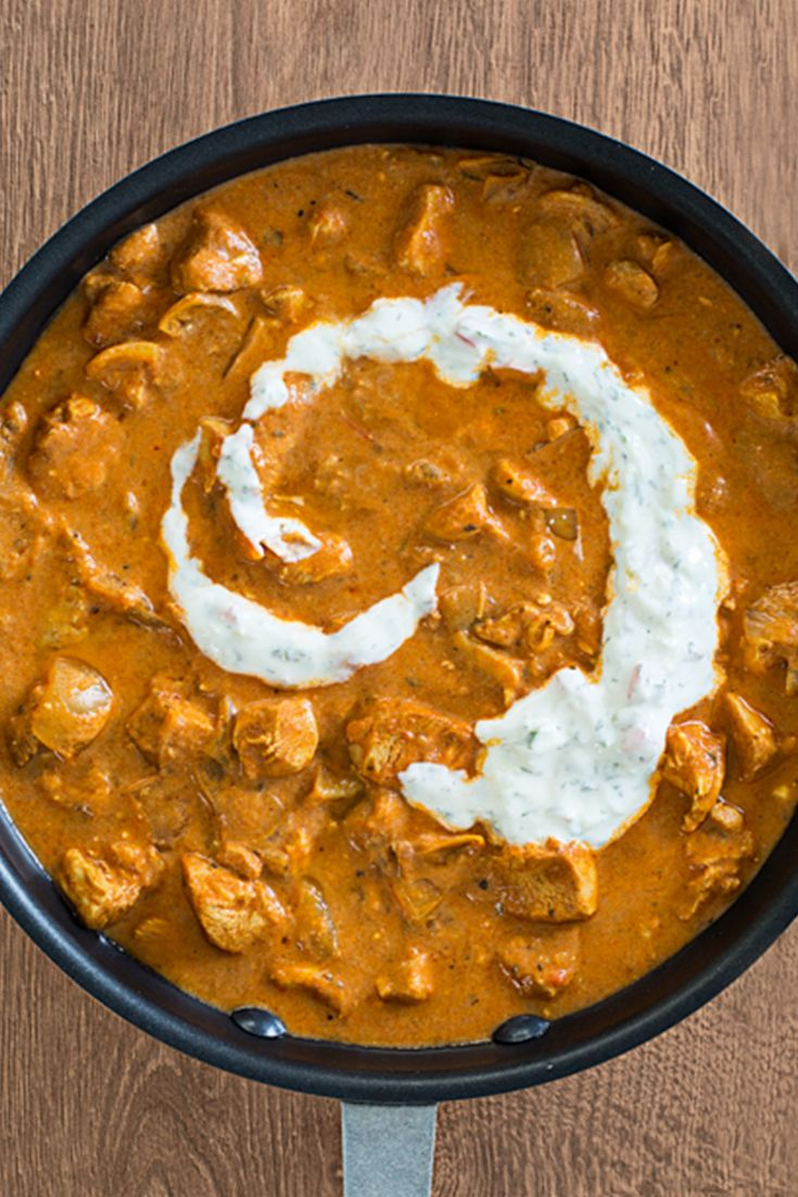 #Epicure Butter Chicken