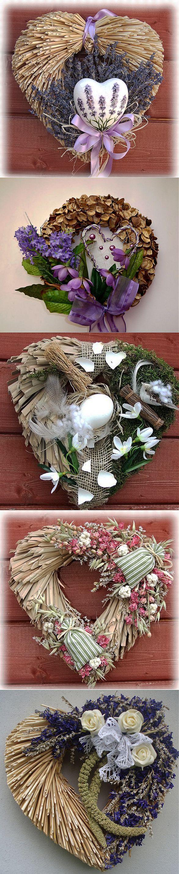 Stílusos Húsvéti koszorúk.  Válogatás inspirációt.