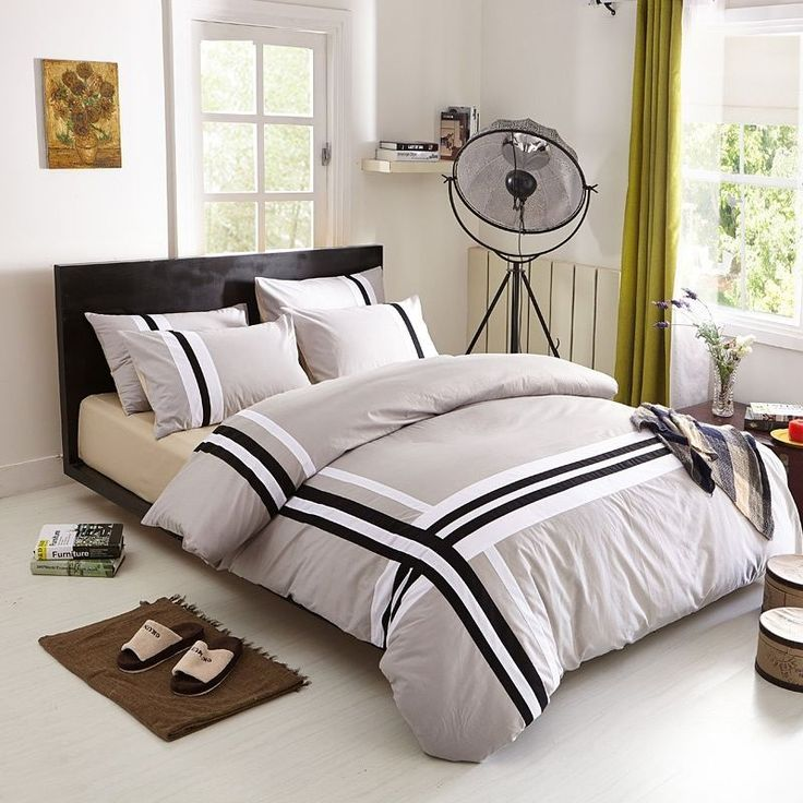 WWW.WINDEHOME.COM  WAHTSAPP:+86-17682342543 Email:kyo.liu@windehome.com    3-piece and 4-piece 200TC cotton strip and patchwork duvet covet set and bed sheet set with duvet cover bed sheet and 2 pillow sham Full/Queen/King Size Optional    Fabric composition:100%cotton ,200TC,133*72 60S    #bedsheet#duvetover#4pcsbeddingset#3pieceduvetcoverset#cottonbeddingset# bedcover#bedcloth#bedlinen#bedsheetset#duvetcoverset#homedecor#homefurni…