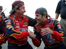 Jeff Gordon!!!  Let's get the Daytona 500 this weekend!!!