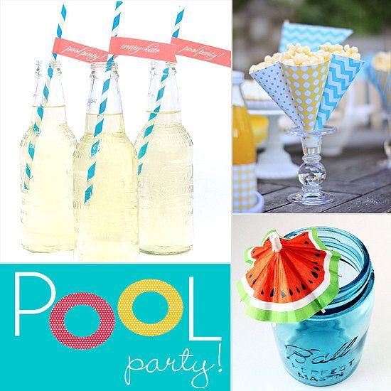 Birthday fun pools parties parties ideas bday parties birthday