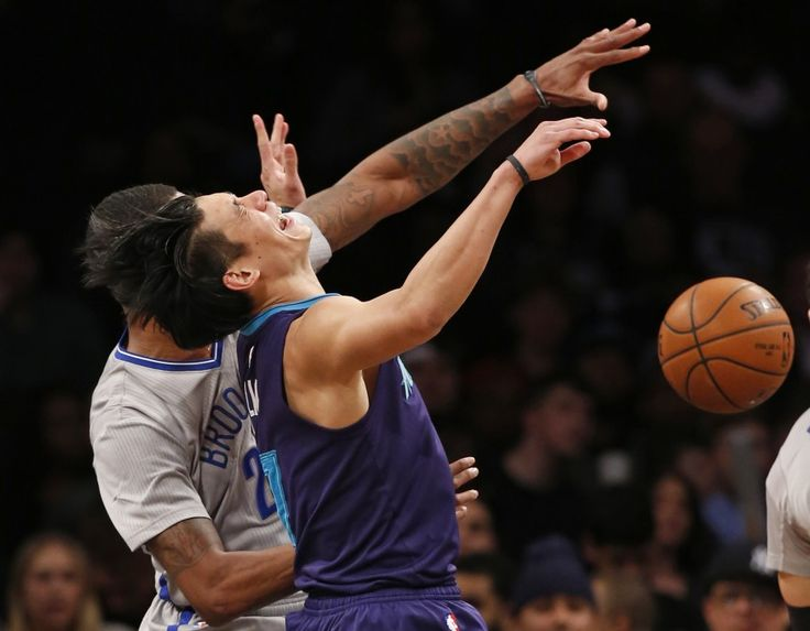 NBA responds to fan-made Jeremy Lin flagrant foul video with...: NBA responds to fan-made Jeremy Lin flagrant foul video with cold,… #NBA