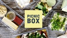 Picnic Box 2015 fra Meyers Deli