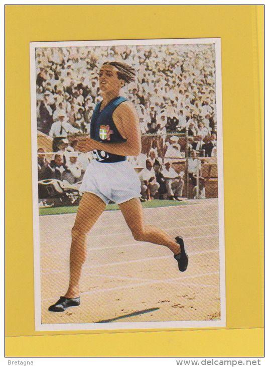image jeux olympiques de 1932 - au sprint, Beccali (Italie) a remporté le 1500 m