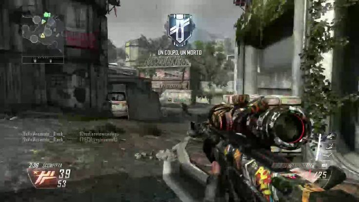 (2016) Call of Duty Black Ops 2 - QUAD FEED WITH ENEMY VSAT ONLINE