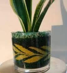 Resultado de imagen para how to make sand art terrariums
