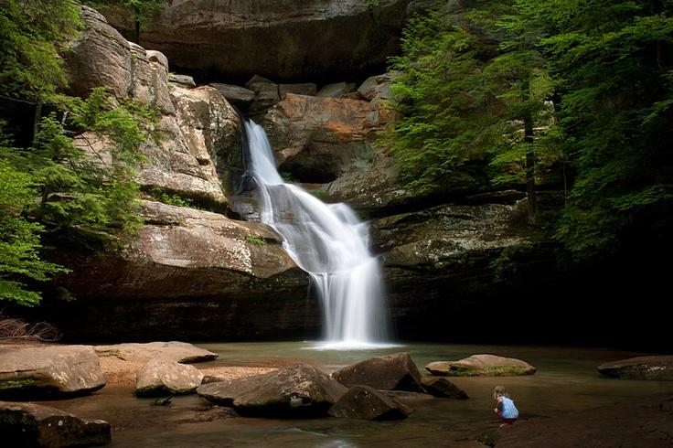 Man Cave Hair Stoney Creek : Cedar falls hocking hills ohio usa pinterest