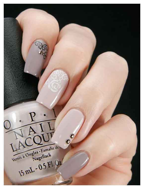 1000+ Ideas About Fall Nail Trends On Pinterest