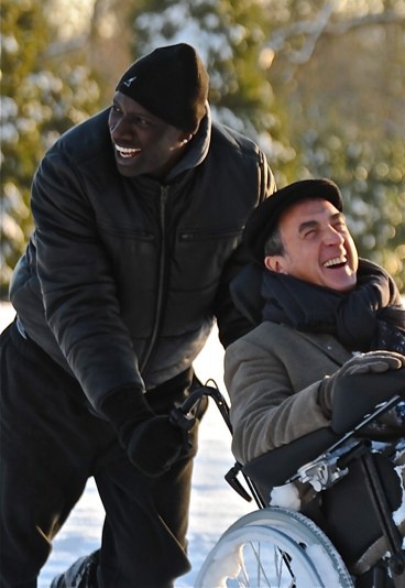 Les Intouchables - My movie of the year. And the song.... How to revive Earth, Wind and Fire and some classic!!!