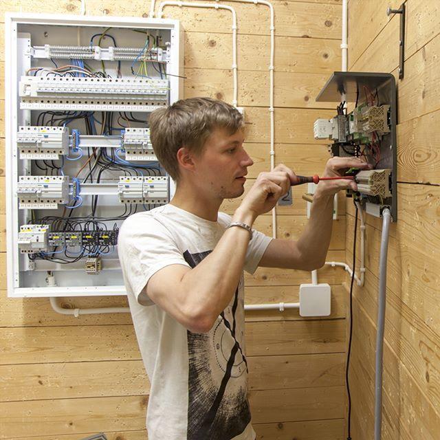 Sähkö Opiskelija
