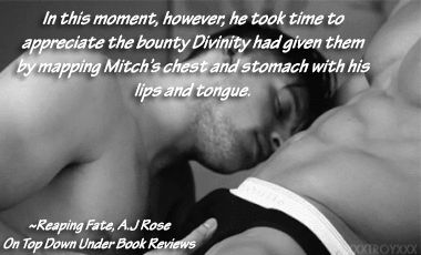 Reaping fate by A.J. Rose http://ontopdownunderbookreviews.com/reaping-fate-reaping-havoc-2-a-j-rose/