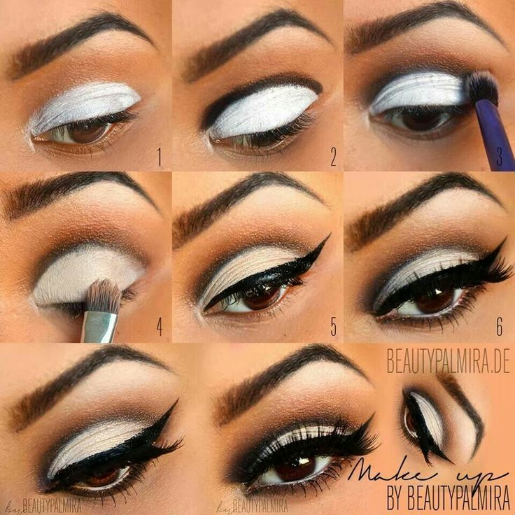 eyes eye makeup eye shadow eye liner eyeliner winged cat eye white eyelids black eye. Black Bedroom Furniture Sets. Home Design Ideas