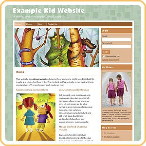 free website maker for students