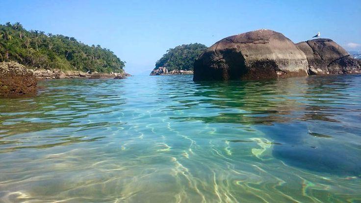 Ilha das Couves Ubatuba - SP