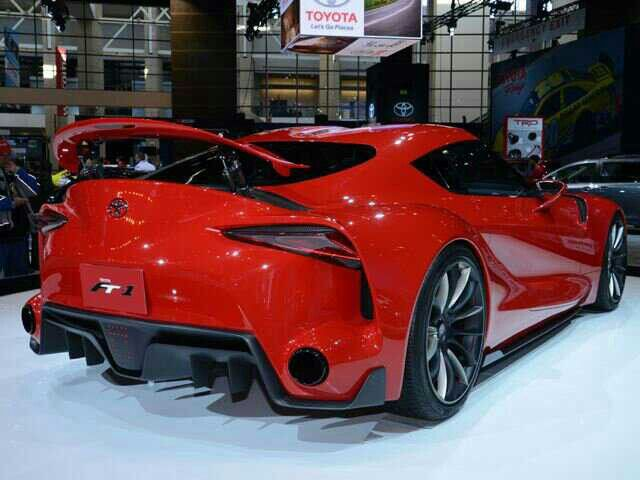 Charming Toyota FT 1