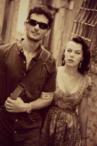 Tuscan Love, Gabriele Corcos & Debi Mazar