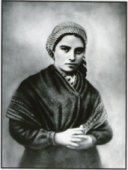 1860s Photo of St Bernadette.