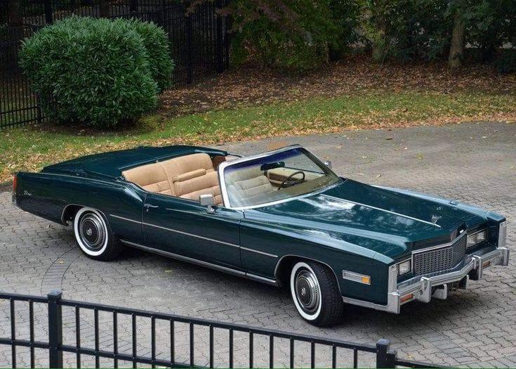 Cadillac Eldorado – Klassiche Cadillac Auto