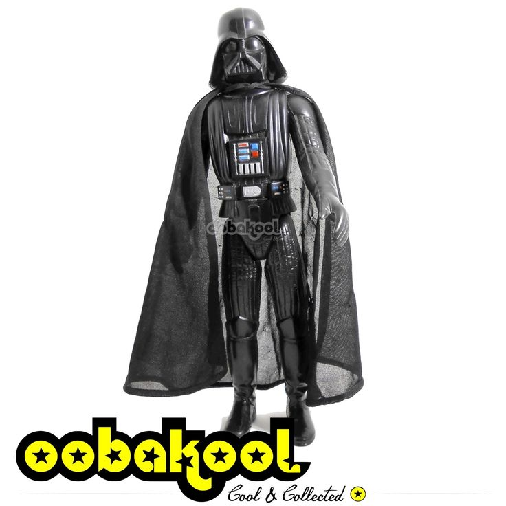KAPOW! STAR WARS / DARTH... has arrived! Be first to check it out here http://oobakool.co.za/products/darth-vader-vintage-collection-1978-kenner-figure-1?utm_campaign=social_autopilot&utm_source=pin&utm_medium=pin #OobaKool