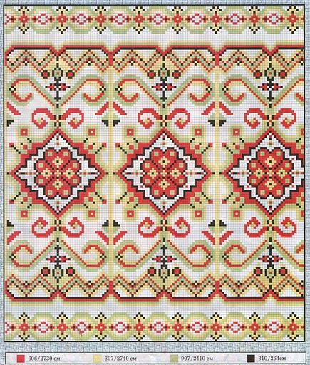 Folk patterns - Majida Awashreh - Picasa Albums Web Pisanki inspiration
