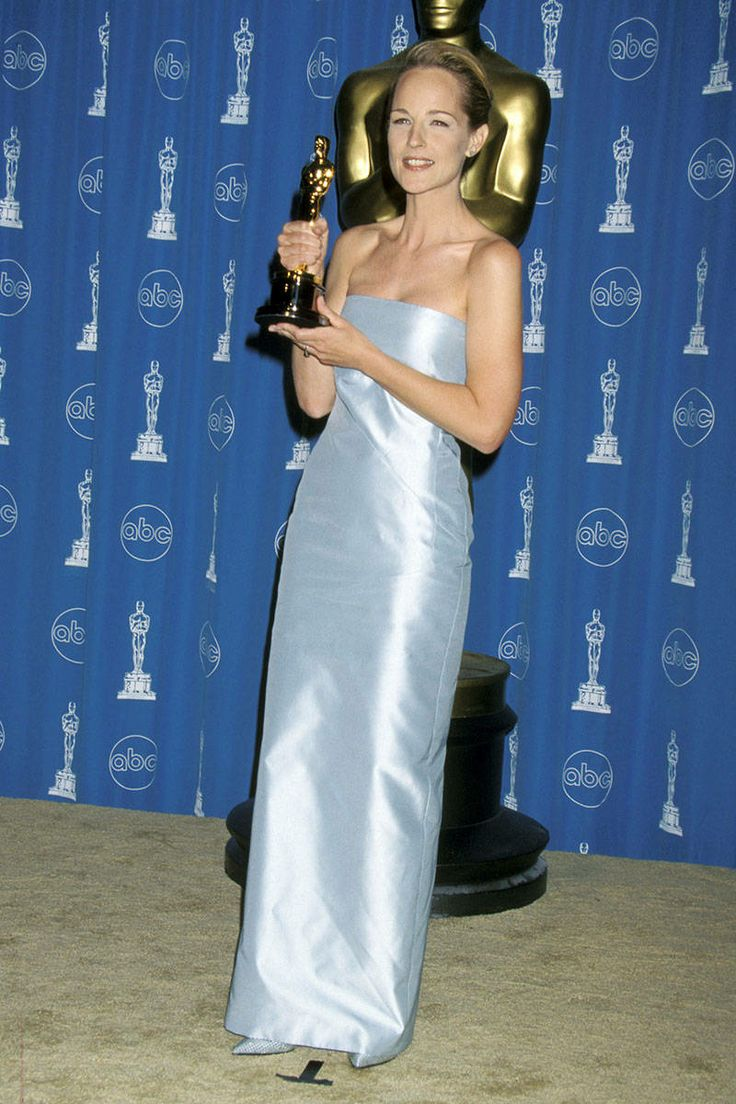 Helen Hunt won Best Actress for her role in As Good As It Gets, 1998.