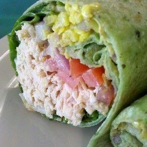 Tortitas mexicanas light – Comida rápida y saludable