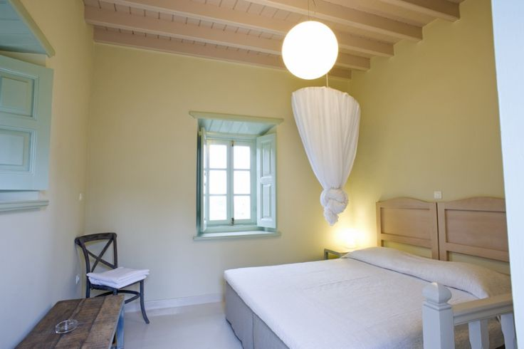 Villa Marcela is a finely located property with sea views, just above a small pebble beach, half way between Chora and the port of Skala. The villa has been newly built to high specifications offering comfort and privacy.