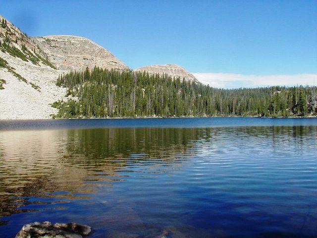 Moosehorn campground utah into the west pinterest for Fish lake utah camping