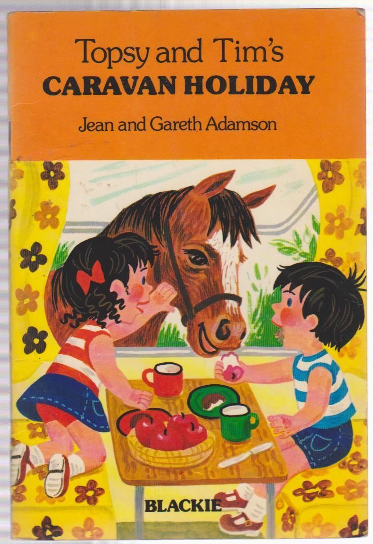 ''Topsy and Tim's Caravan Holiday'', Blackie 1979
