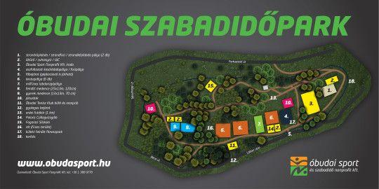 Az Óbudai Szabadidőpark térképén 14-es szám jelöli a Polaris Csillagvizsgálót. Bejárat a Laborc utca felől!