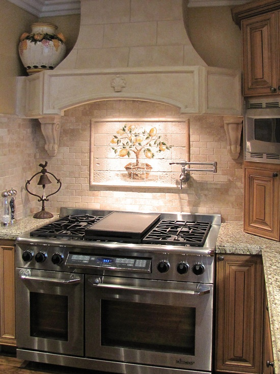 Tumbled Travertine Backsplash Design, Pictures, Remodel, Decor And Ideas    Page 4 Part 98
