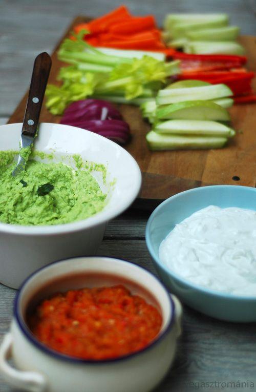zöldségek & kencék, avagy eszel elég zöldséget? - vegasztrománia