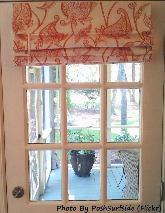 When It Comes To Picking Out Window Treatments For Sliding Glass Doors, Patio  Doors, Or French Doors, It Can Be A Real Challenge.