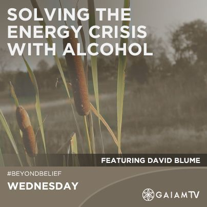 Today on Beyond Belief: The demand for fuel is on the rise. Unfortunately, we have been locked into our dependency on oil by major economic power structures. Permaculture.com's David Blume explains how we can break our dependency on oil and rebuild local economies using alcohol-based fuels.